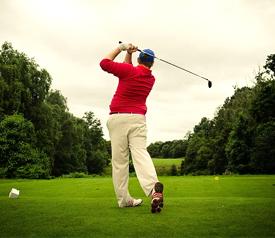 Golfing Ostomy