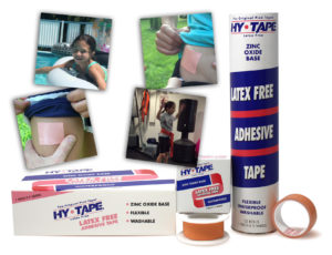 Hy-Tape and Kids